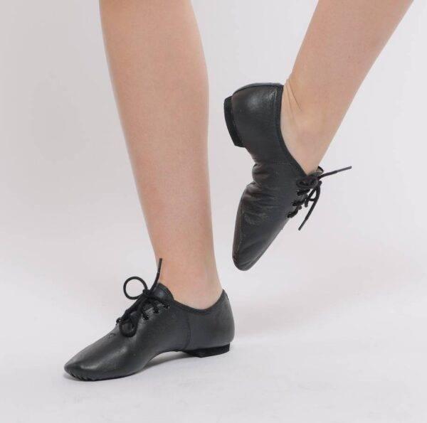 chaussure jazz Leo de la marque dansez-vous