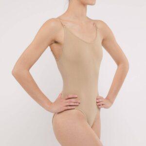justaucorps nude de la marque dansez-vous