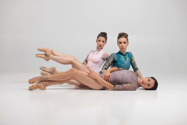 justaucorps melissa de la marque ballet rosa