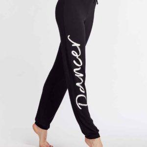 pantalon affetto noir de la marque temps danse