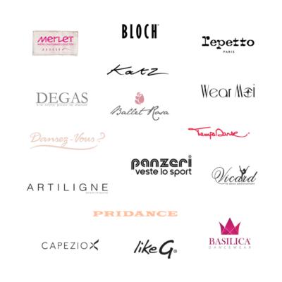 Vos marques préférées chez Lydie Danse boutique à Perpignan