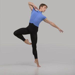 academique garçon conrad de la marque Ballet Rosa