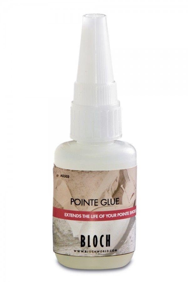 glue pour pointe bloch