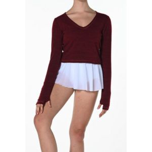 pull softy bordeaux