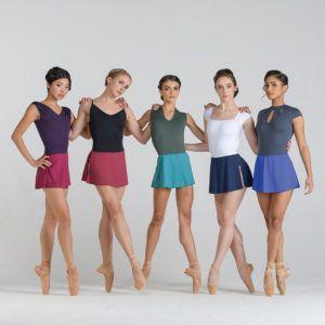 jupe Marthe de la marque ballet rosa