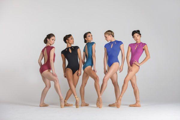justaucorps naomi de la marque ballet rosa
