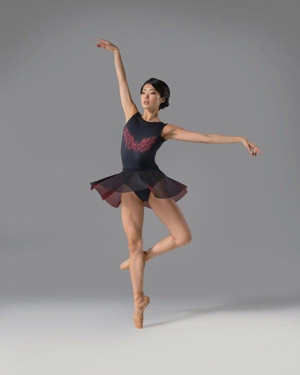 jupette june de ballet rosa